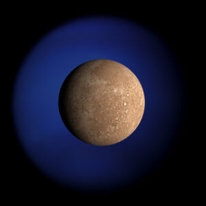 Mercury and Neptune: Tall Tales, Fantasy Fiction and Fake